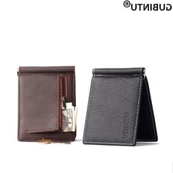 New Men Genuine Leather <font><b>Wallet</b></font> Fashion B