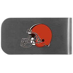 NFL Cleveland Browns Logo Bottle Opener Money Clip