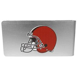 NFL Cleveland Browns Logo Money Clip