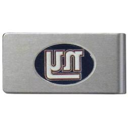 NFL New York Giants Brushed Money Clip