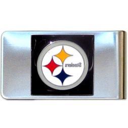 NFL Pittsburgh Steelers Steel Money Clip