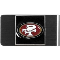NFL San Francisco 49ers Steel Money Clip