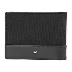 Montblanc Nightflight Wallet 4CC with Money Clip 113151
