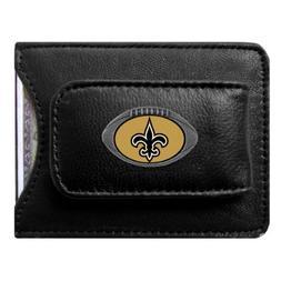 New Orleans Saints Credit Card/Money Clip Holder