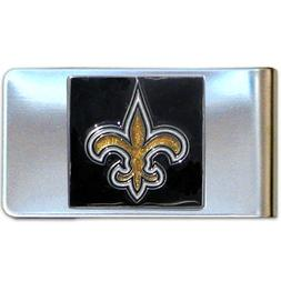 orleans saints moneyclip