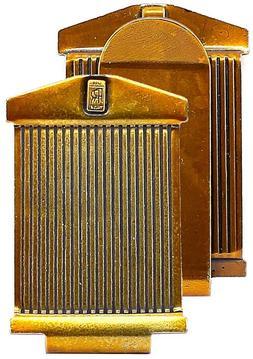 Rolls Royce Brass Gold Color $ Money Clip Vehicle Motor Car