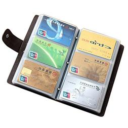 Slim Wallet, Gazigo Men Front Pocket Wallet RFID blocking Ca