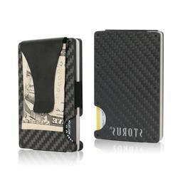 Storus Smart Wallet, Card Holder Money Clip, Minimalist Slim
