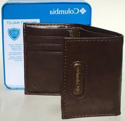 COLUMBIA SPORTSWEAR Mens Built In RFID Shield Security Trifo