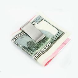 slim clip double sided money clip credit