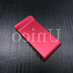 2 PC Stainless Steel Slim Money Clip Cash Credit Card Holder