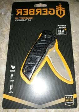 Gerber Swagger Knife, Assisted Opening