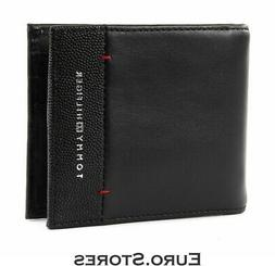 TOMMY HILFIGER TH Business Mini CC Wallet And Money Clip Pur