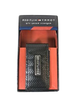Tommy Hilfiger Magnetic Money Clip New