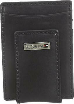 Tommy Hilfiger Men's Leather Slim Front Pocket Wallet