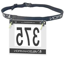 VeloChampion Triathlon/Running Race Number Belt