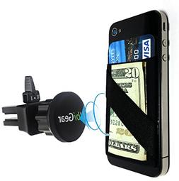 #1 UbiGear 2 in 1 Universal Car Cell SmartPhone Magnetic Fas
