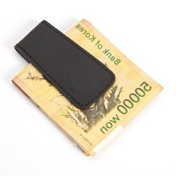 Vintage Mini Magnet Leather Wallet Women Men High Quality <f