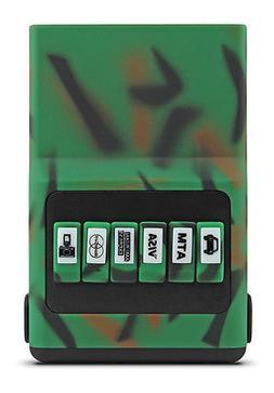 Woodland Camo Hybrid ACM Wallet Unisex - Credit Card Organiz