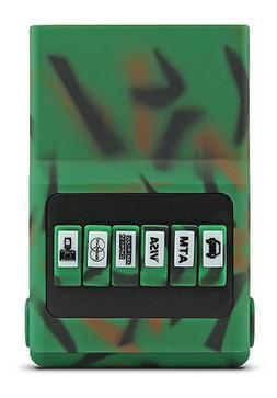 woodland Camo ACM Wallet Unisex - Credit Card Organizer and